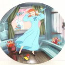 Disney Princess Cinderella Dream Wish Heart  Collector Plate Knowles Vintage