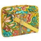 "Vera Bradley Provencal Mini Laptop Case Fits Most 11"" Laptops Ipads DVD Players E-Reader"