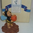 Disney Winnie Pooh Figurine Halloween Tricks Treats for Someone Sweet Bumble Bee