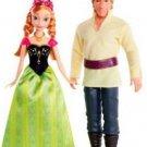Disney Anna Kristoff Doll Frozen Arendelle Dolls 3 and Up New