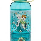 Disney Store Frozen Snack Drink  Bottle Elsa Anna  Meal Time Magic New