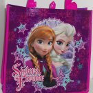 Disney Frozen Elsa Anna Reusable Shopping Tote Bag New