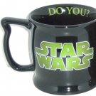 Disney Star Wars Coffee Mug Cup Judge Me By My Size Do You Yoda Theme Parks New