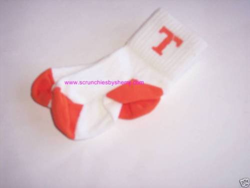 Tennessee Vols Socks Kids 4-6 NCAA College