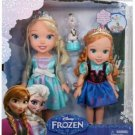 Disney Frozen Elsa Anna Doll Toddler Olaf Snowman Toddler 3 and up New
