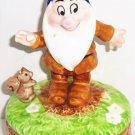 Disney Bashful Dwarfs Snow White Music Box Schmid The Shadow of Your Smile Japan