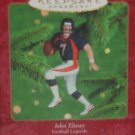 Hallmark Ornament John Elway Denver Bronocs Christmas Holiday Football NFL 2000
