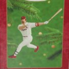Hallmark Mark McGwire at the Ball Park Christmas Ornament 2000 Cardinals MLB