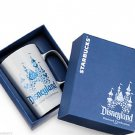 Disneyland 60th Diamond Celebration Mug by Starbucks Disney Gift Boxed 2016