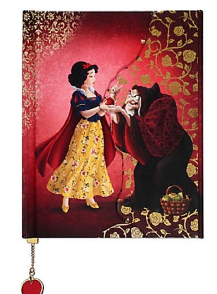 Snow White Evil Queen Hag Fairytale Journal Disney Fairytale Designer Collection