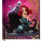 Ariel Ursula Fairytale Journal Disney Store Fairytale Designer Collection 2015