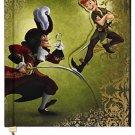 Peter Pan Captain Hook Fairytale Journal Disney Fairytale Designer Collection 2015