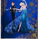 Elsa and Hans Fairytale Journal Disney Store Fairytale Designer Collection 2015
