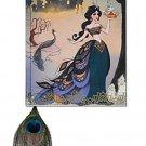 Disney Store Art of Jasmine Journal Diary Aladdin New 2015