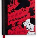 Disney Store 101 Dalmatians Journal Diary Book New 2014
