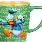 Disney Donald Duck Mug Coffee Cup Green Personality Theme Parks