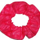 Red Hair Scrunchie Blenders Fabric Scrunchies by Sherry