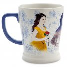 Disney Store Beauty and the Beast Mug Live Action Film Princess Belle 2017