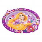 Disney Store Rapunzel Dinner Plate Tangled Meal Time Magic New