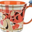 Disney Store Tigger Coffee Mug Cup Mushroom Handle Winnie the Pooh New