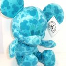 Disney Mickey Mouse Icon Plush Toy 10'' Seated Bendable Legs Arms Theme Parks