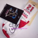 Cincinnati Reds Sean Casey  Socks 6-8 MLB Baseball