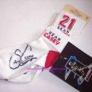 Cincinnati Reds Sean Casey  Socks 7-9 MLB Baseball
