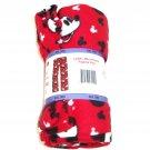 Disney Mickey Mouse Ladies Lounge Pants Sleepwear PJ's Red New XXL 18W/20W