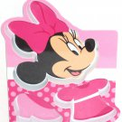 Disney Store Minnie Mouse Dinner Plate Meal Time Magic New