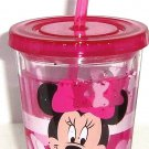 Disney Store Minnie Mouse Tumbler Mealtime Magic Kids