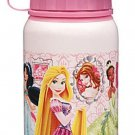 Disney Store Princess Aluninum Water Bottle Meal Time Magic New