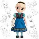 Disney Store Elsa Doll Animators Toddler Collection Frozen New