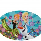 Disney Store Frozen Fever Anna Elsa Placemat Meal Time Magic 2015 New
