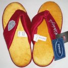 Forever Collectibles Women NFL Slippers Kansas City Chiefs Size Medium New