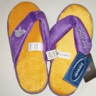 Forever Collectibles Women NFL Slippers Minnesota Viking Size Small New