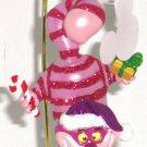 Disney Cheshire Ornament Christmas Tree Theme Parks Alice in Wonderland