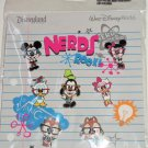 Disney Nerds Rock Trading Pin Set Minnie MIckey Chip Dale Donald Goofy DaisyTheme Parks