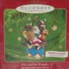 Hallmark Ornament Kris and the Kringles 2001 Features Sound