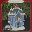 Hallmark Ornament The Night Before Christmas Windup Music Movement Holiday 1997