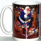 University Florida Gators Christmas Coffee Mug Santa Claus NCAA College UF