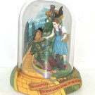 Wizard Oz Dorothy Scarecrow Figure Glass 1997 Musical Whoops There Goes Some Me