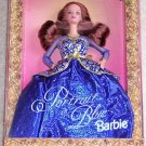 Walmart Portrait in Blue Barbie Doll 1997 Special Edition Retired NRFB