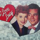 I Love Lucy Rickey Ricardo Steel Metal Sign Lucille Ball Desi Arnez