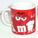 M&M's M&M Candy Red Coffee Mug Galerie Great for Valentines Day