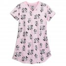 Disney Store Minnie Mouse Ladies Nightshirt Nightgown Light Pink Size XS/S