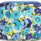 Vera Bradley Tablet Sleeve Case Ipad Blueberry Blooms