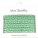 Vera Bradley Hair Elastics Nomadic Floral New