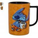 Disney Parks Stitch I don't Do Mornings Mug 2017 New