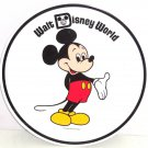 Walt Disney World  Mickey Mouse Tray  Metal Serving Platter Theme Parks
