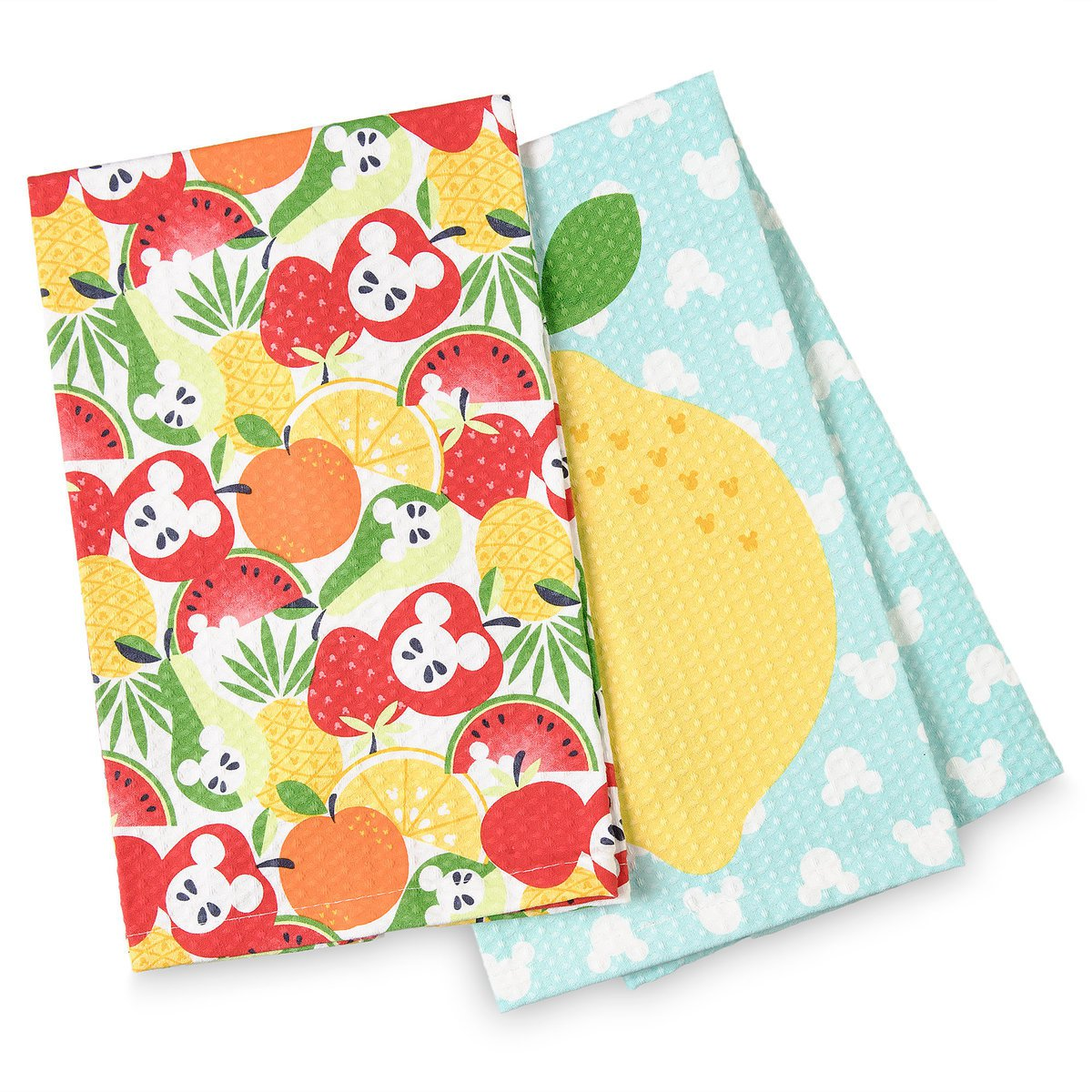 Disney Store Mickey Mouse Kitchen Towels - Summer Fun 2018